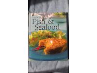 fish seafood recipe book