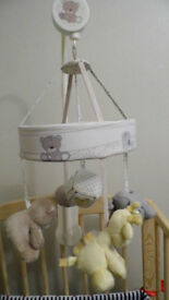 Teddy's Toy Box Musical Mobile