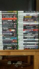 48 Xbox 360 Games Only Bundle