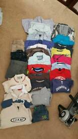 kids shoes and clothes