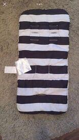 Mamas&papas stripped liner