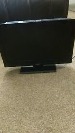 19 inch tv/dvd combi good condition