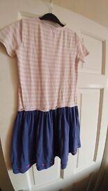 JOHN LEWIS girls spring dress size 11- 12