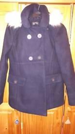 Top shop Coat (size 8)