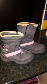 Quechua - Children's winter Boots - UK Size 1