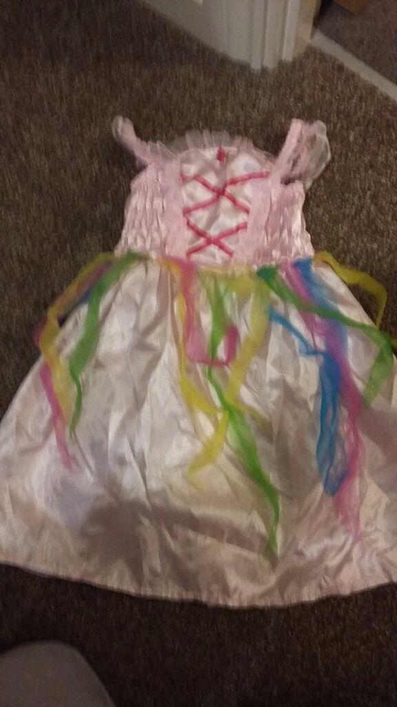 Fairy dress age 2-3