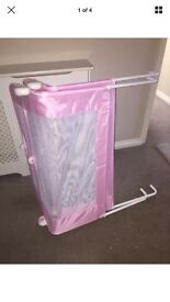 Lindams Pink Bed Guard Two available