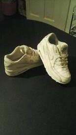 Nike air max 90s junior size 1