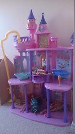 Disney princess dream castle