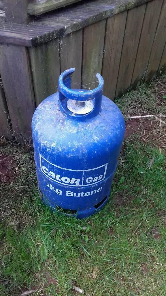 15kg calor gas bottle empty Paignton