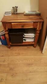 Solid wood side board for Sale
