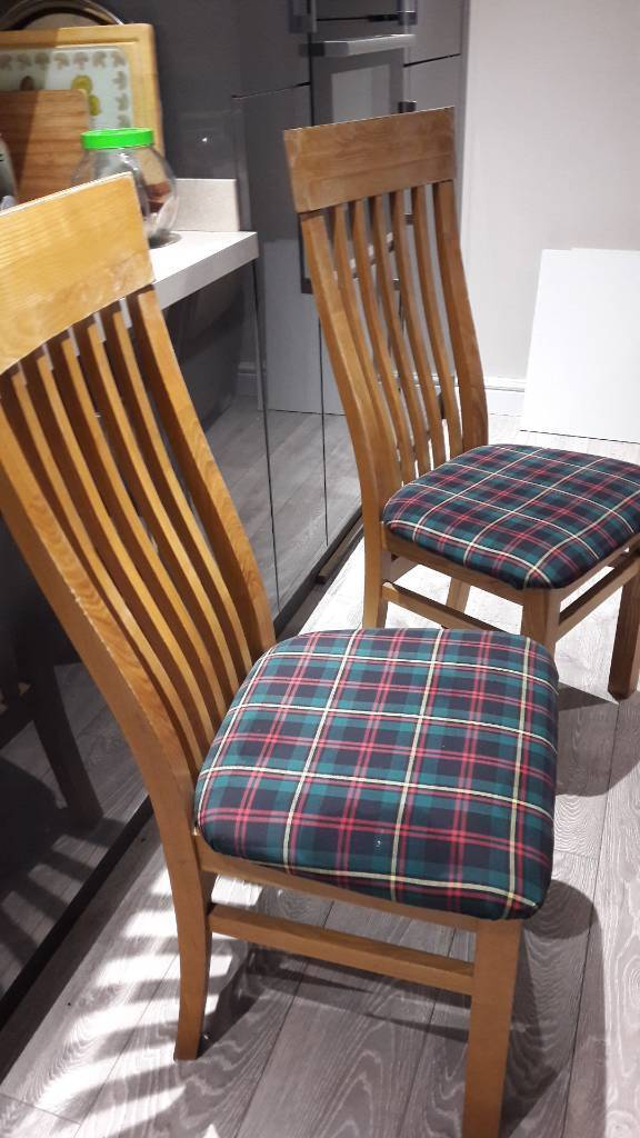 Dining Chairs x 4