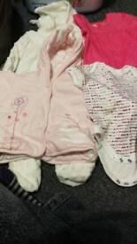 Massive bag of baby girls 0-3months