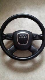 Audi A4 B7 Steering wheel