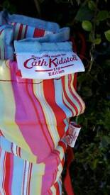 Cath Kidston stripey camp bed
