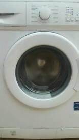 Beko washing machine with delivery