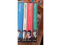 The Beatles Box set books