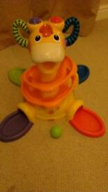 Fisher Price. Go Baby. Go sit to stand Giraffe.