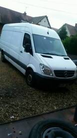 Mercedes sprinter 313 2.2 diesal 2007 full 11 MOT