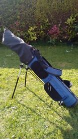 Childrens Junior Golf Clubs With Bag