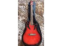 Dynasun Electro-Acoustic Guitar