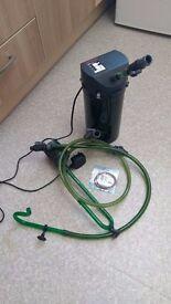 eheim classic 250 external filter