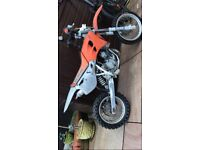 Ktm Sx 65 Motorcross Bike