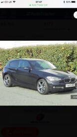 BMW 1 Series 2.0 116d Sport Sports Hatch (s/s) 3dr