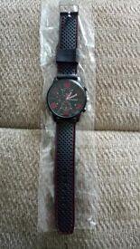 Watch - Red/Black sports design