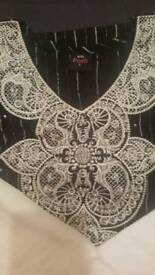 ASIAn indian pakistani unstitched and readymade suits