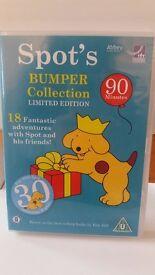 Spot's Bumpet Collection DVD