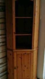 Pine corner unit - kitchen/diner