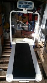 Reebok Treadmill white perfact in very good working Condition