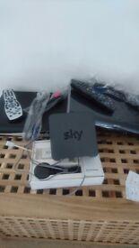 2TB Sky box, multiroom box & Wi-Fi hub