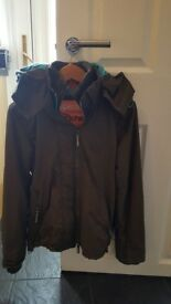 Superdry boys/womans windcheater jacket