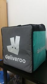 Brilliant Deliveroo Bag and Jacket Size M