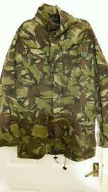 3/4 army issue jacket