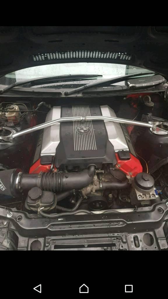 m60b40 engine tuning