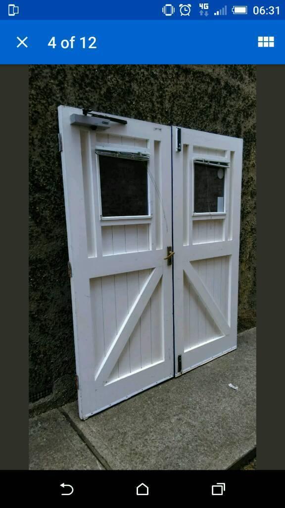 Garage Doors Workshop Doors In Colchester Essex Gumtree