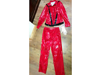 Michael Jackson Thriller fancy dress costume outfit