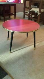 Vintage original retro 60's occasional table..fab condition for its age