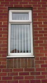 upvc double glazed windows x3