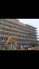 Scaffolder wanted pt1/2 and labourers