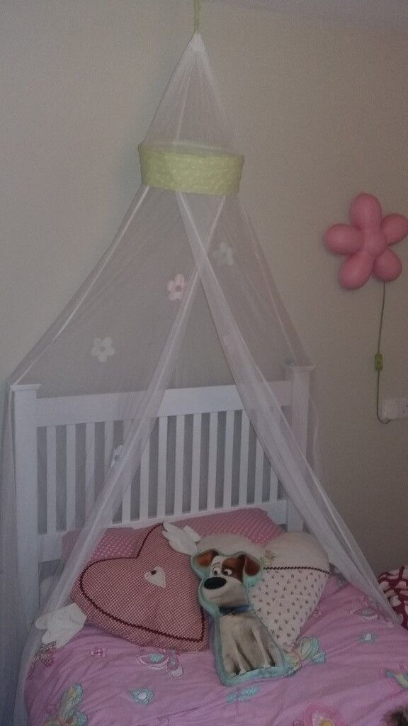 Kids Next Bed Canopy
