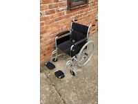 Wheelchair - Folding and Manual