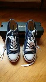 Converse Size 5 Brand New in Box £35