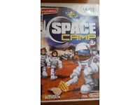 Nintendo Wii Space Camp Game - Great fun for the boys
