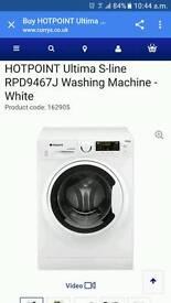 Hotpoint ultima washing machine