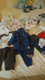 3-6 month boy clothes