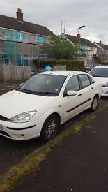 Ford focus 1.8tdi mot till october